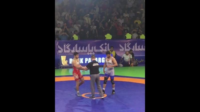 Хассан Яздани Камран Гасемпур 5 - 0