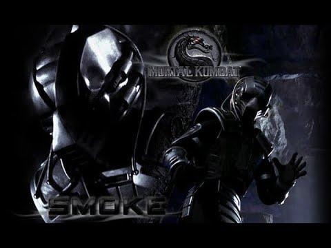 MORTAL KOMBAT XL:Triborg Smoke-Video Guide (Combo,Setups,Combat Tactics)