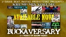 J-Squad Krump Mix Vol. 20 Buckaversary Promo. AVAILABLE NOW!