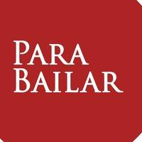 Логотип ParaBailar - школа танца в Новосибирске