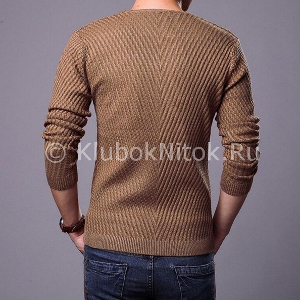 时尚的男士套衫 - maomao - 我随心动