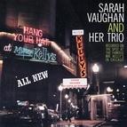 Sarah Vaughan альбом Sarah Vaughan At Mister Kelly's