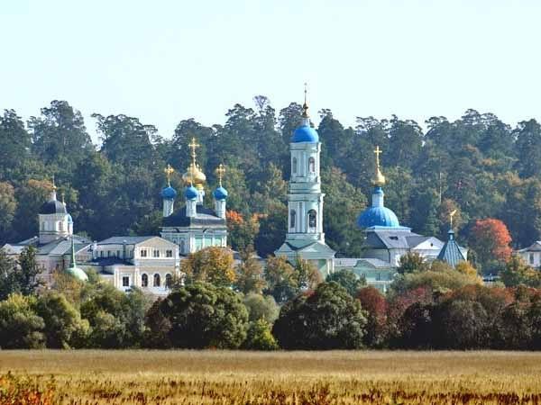 Где находиться оптинский монастырь