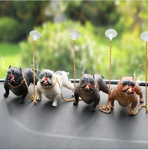 Собаки на цепи