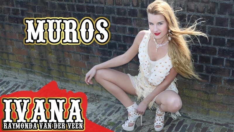 Ivana Raymonda - Muros (Spanish Original Song Official Music Video) 4k