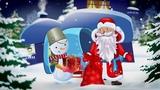 Баба Яга и Кощей украли посох Деда Мороза