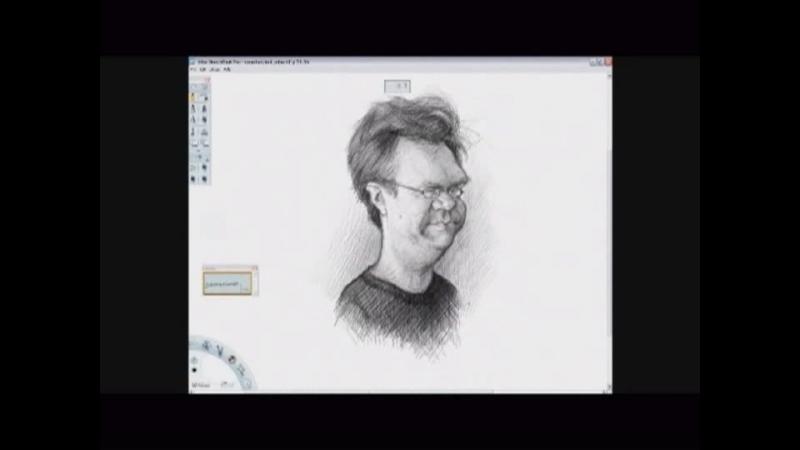 Sketching with Jason Seiler Part 3