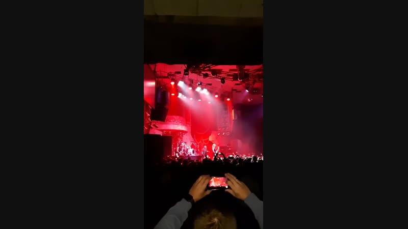 U.D.O. Russian Tour 2018 Ufa, Russia 17/11/2018 (2)