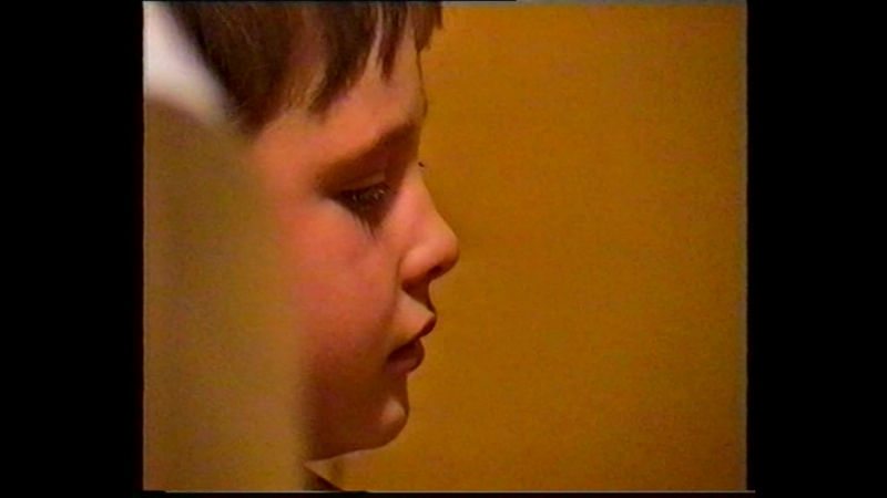 Тёмины слёзы (наверно песня тронула) (31.10.1997 год)