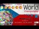 АкулыВоздуха ВардосанидзеАлиса World Championship 2018 Alisa Vardosanidze aerial straps