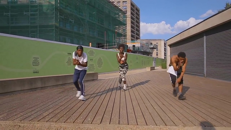 GuiltyBeatz Mr Eazi ft Medikal - Genging (Dance Video) _ Chop Daily