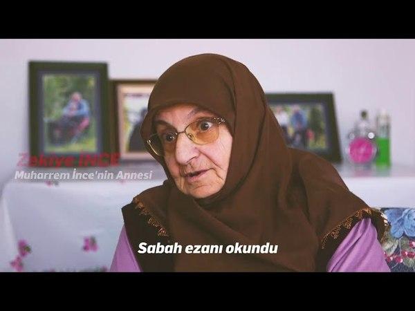 Anneler Gününü Kutlayan Muharrem İncenin Annesinden Muharrem İnce Kimdir ve nerelidir