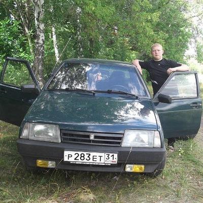 Дима Дудник, 18 августа 1995, Губкин, id152440114
