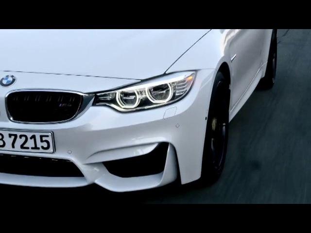 BMW M4 Coupé Rennstrecke Ungarn BMW Magazin