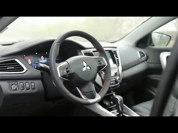 ALL NEW MITSUBISHI LANCER 2018 Interior Exterior and Drive