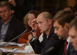 Заседание комитета по информационной политике