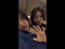171130 Instagram ron_sae live Red Velvet Yeri