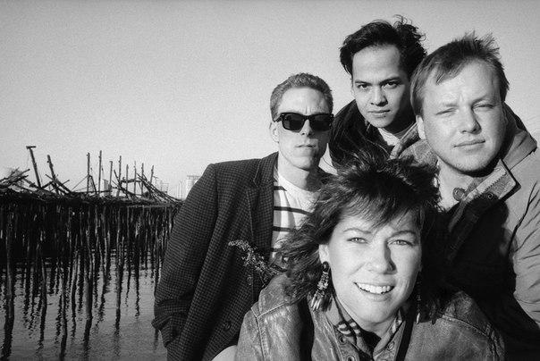 Группа Pixies впервые за 22 года выпустила пластинку с новым материалом —