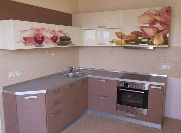 кухни простые фото
