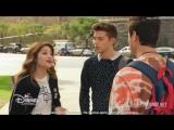 Soy Luna 3/13 - Разговор Луны, Маттео и Симона.