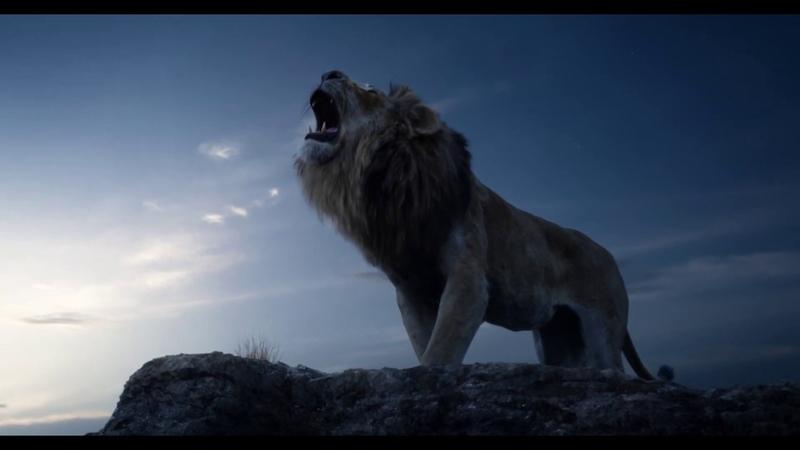 Король Лев (2019) смотреть трейлер