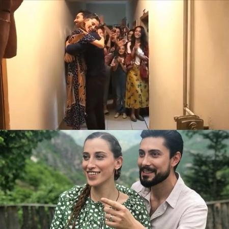 Sen Anlat Karadeniz'in iki oyuncusu evleniyor!