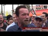 Arnold Schwarzenegger Venice Muscle Beach / Create