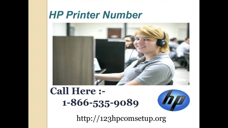 Get Top-Notch Solution From Hp Printer Number 1-866-535-9089