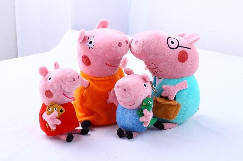 Игрушки Свинка Пеппа Peppa   toywayru