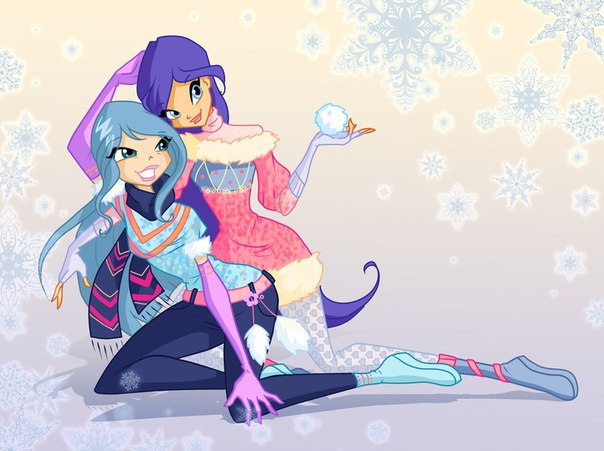 ���-���� Winx �� Lily+�������� Ever after high!!!