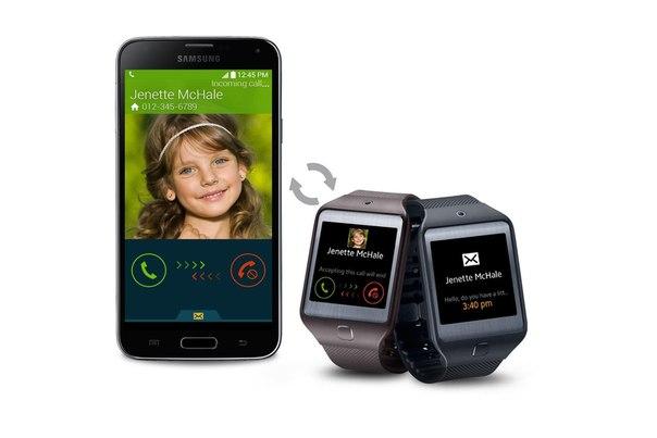 Gear Solo – часы, которые заменят Galaxy S5 и iPhone