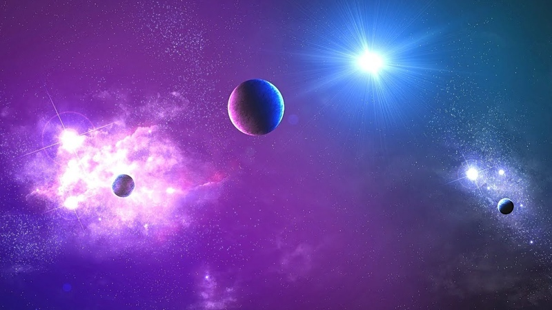 Ambient Music: Tranquil Background Music for Space Exploring, Astronomy, Dreaming