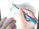 Окружность, вписанная в треугольник ABC, касается его сторон в точках