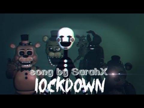 [SFM / FNAF] Lockdown by Sharax   Collab w/Black Fox SFM