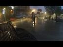 В Уфе парочка станцевала танго под проливным дождем