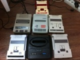 My Famicom/Famiclone consoles collection (26/04/2014)