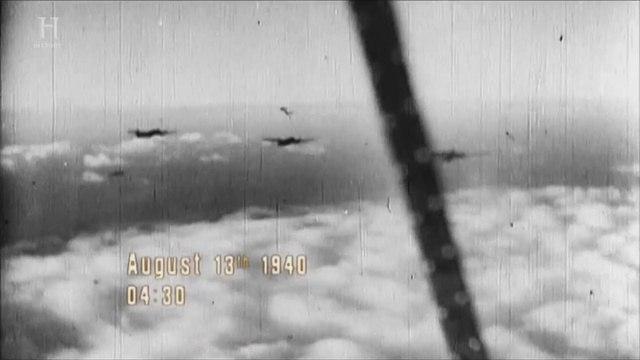 Забытые свидетельства войны 2 сезон 1 серия Битва за Британию The Lost Evidence 2006