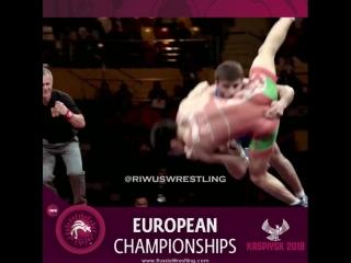 Хайлайт: Гаджимурад Рашидов (RUS) vs Ньюргун Скрябин (BLR) | RIWUS