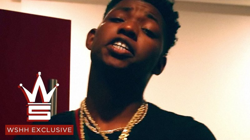 Yung Bleu DJ Chose We Was Broke (WSHH Exclusive - Official Music Video)