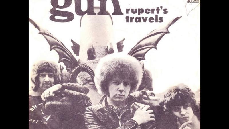 Gun - Drives You Mad [1969 Hard Rock UK]