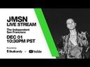 LIVESTREAM ALERT: JMSN Live from San Fran, 12/1 @ 10:30 pm PST!