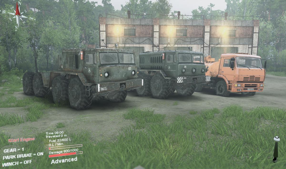 Официальная поддержка модов и редактор грузовиков Cz9rCmFqwu4