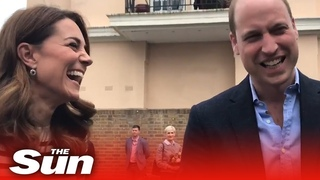 Prince William and Kate Middleton say that they are 'thrilled' with the birth of their new nephew