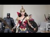 Unreal Customs - Armored Wonder Woman