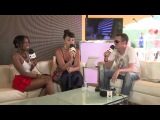 Jessie Ware — Interview at Yahoo! Wireless Festival 2013 (Kiss FM UK)