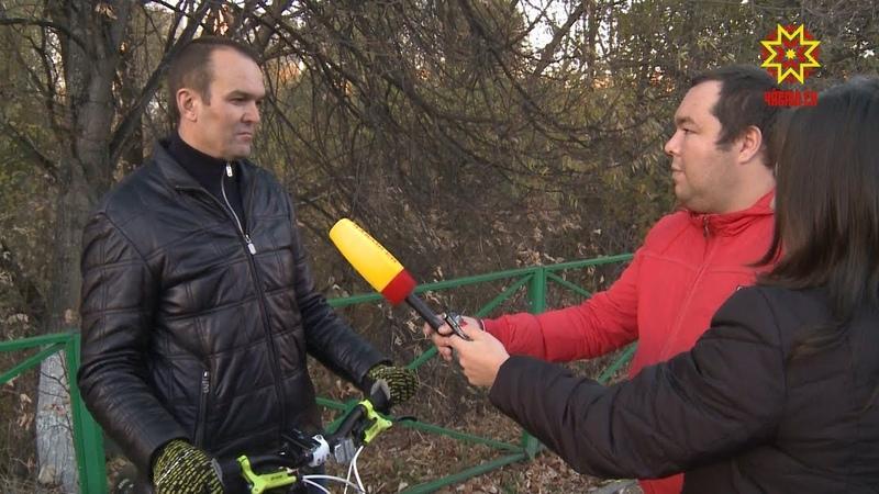 Глава республики отправился с инспекционной поездкой в Новочебоксарск.