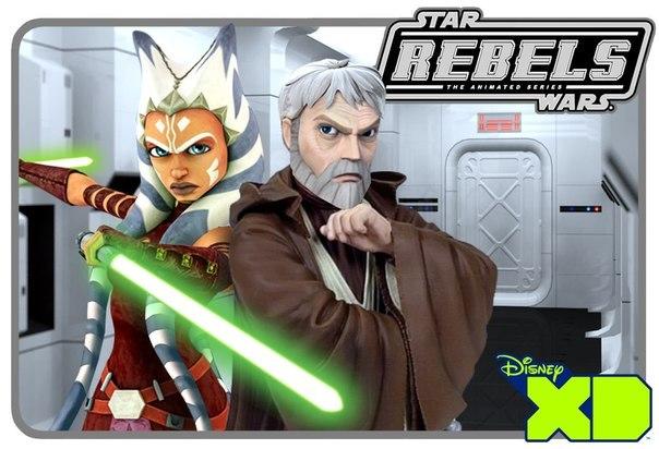 2014 года star wars rebels звёздные войны