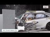 Toyota Camry - Safety Evolution From 2002 to 2018 _ crash tests and rating