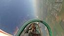 Полет на самолете ЯК-52 с фигурами высшего пилотажа от 1-го лица