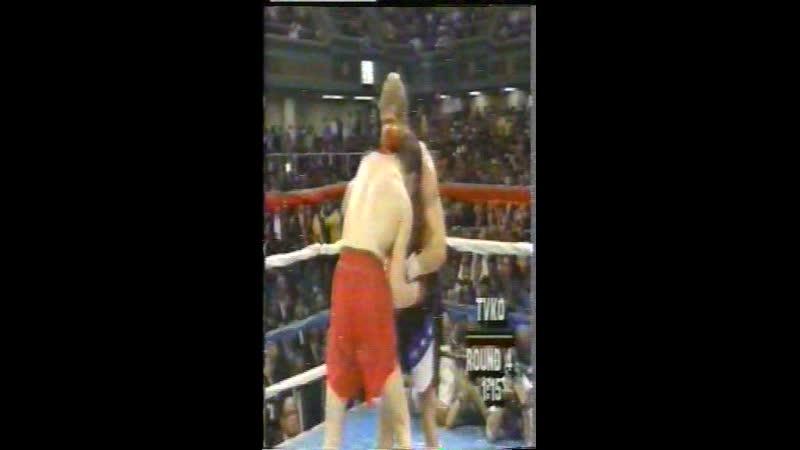 1991-04-19 Yuri Vaulin vs Tommy Morrison